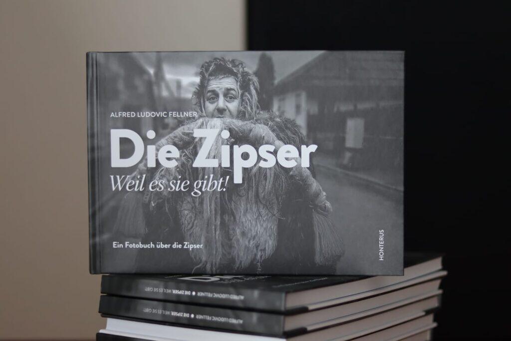 Fotobuch über die Zipser
